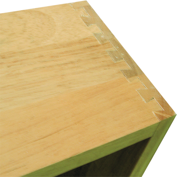 University Loft Dovetail Drawer Construction