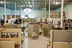 University Loft Greenfield Indiana Showroom for Student Furniture and More
