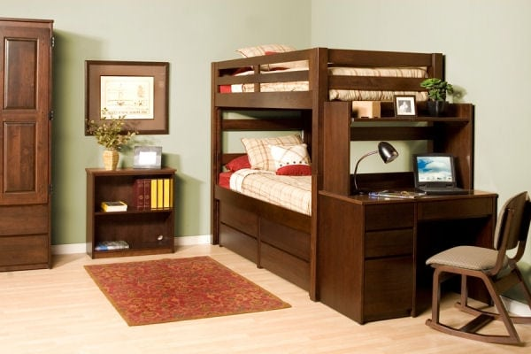 Two Beds are Better Than e 5 Ways Student Bunk Beds from