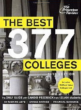 Princeton Review Best Colleges 2013