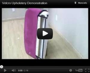 University Loft Velcro Video