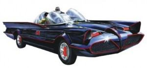 Like the Batmobile, University Loft Furniture is Cool and Timeless
