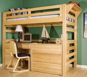 University Loft Bunk Bed