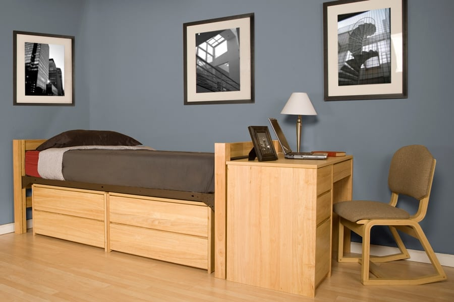 Graduate Series Twin Bed