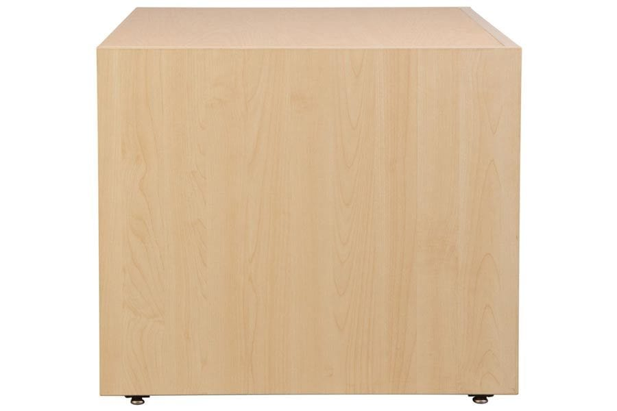 Greenfield 2 Drawer Chest Side View