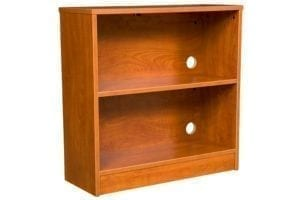 Greenfield Bookcase in Wild Cherry