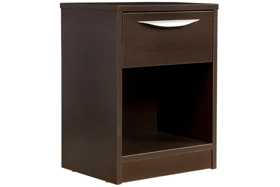 Greenfield Nightstand Midnight Espresso