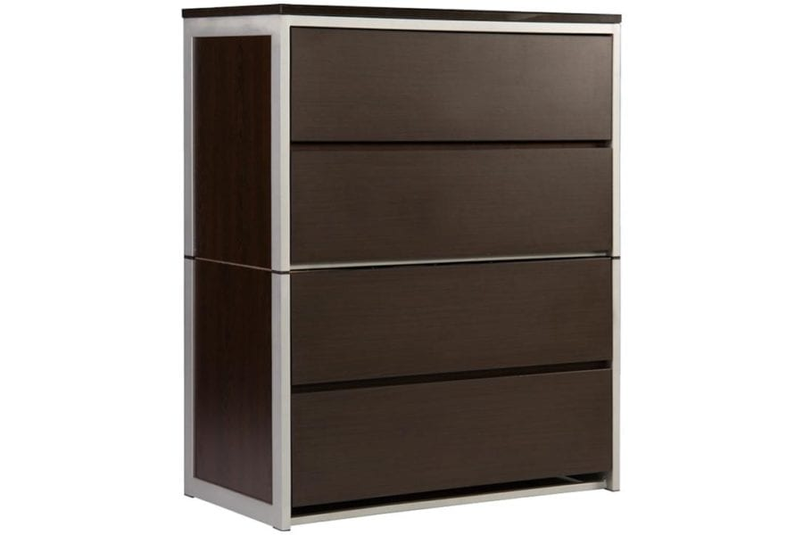 Uptown 4 Drawer Unstackable Chest