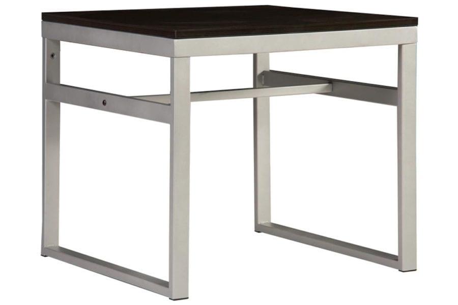 black end table end tables university loft company