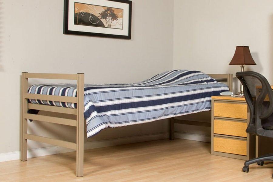 GSA Metal Bed Steel Bed Deck