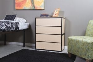 Uptown Express Stackable 2 Drawer Chest Hero