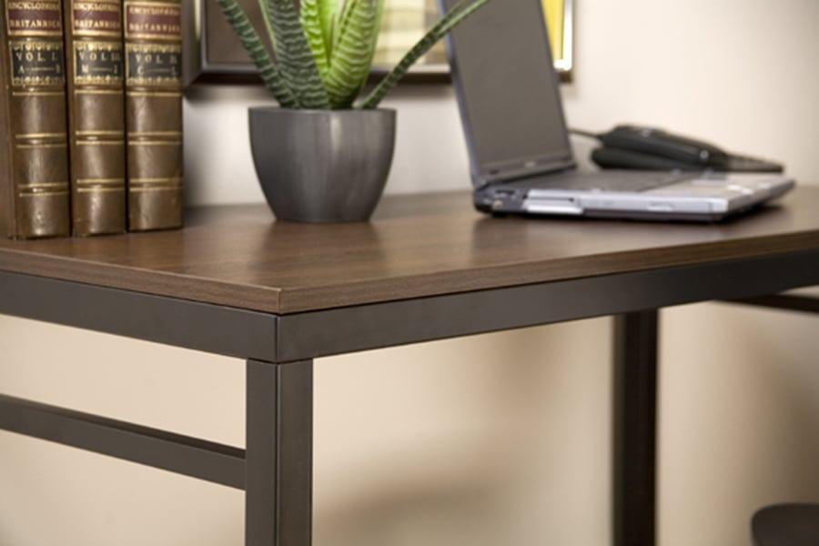 Espresso Table Desk